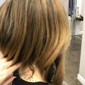Окрашивание волос фото 81