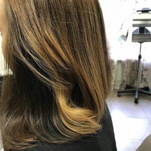 Окрашивание волос фото 82