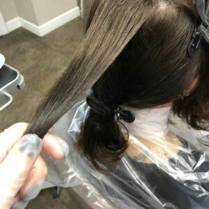 Окрашивание волос фото 84