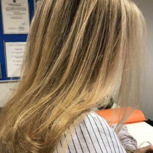 Окрашивание волос фото 85