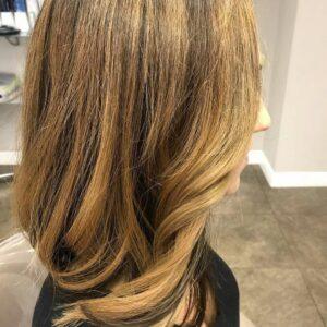 Окрашивание волос фото 86
