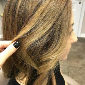 Окрашивание волос фото 88
