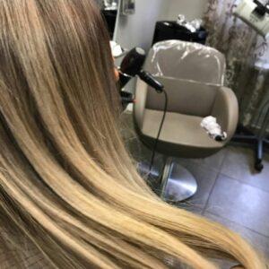 Окрашивание волос фото 89