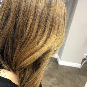 Окрашивание волос фото 91