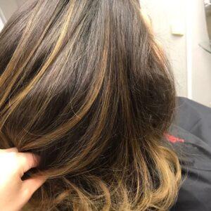 Окрашивание волос фото 93