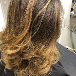 Окрашивание волос фото 94