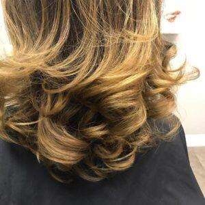 Окрашивание волос фото 95
