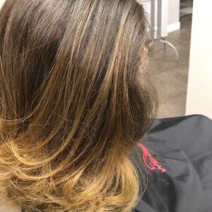 Окрашивание волос фото 97