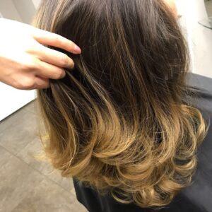 Окрашивание волос фото 101