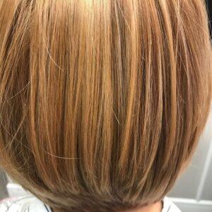 Окрашивание волос фото 104