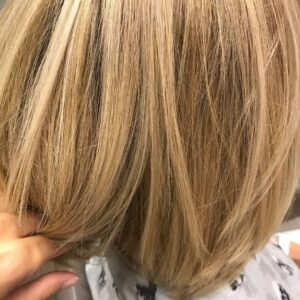 Окрашивание волос фото 105