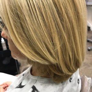 Окрашивание волос фото 107