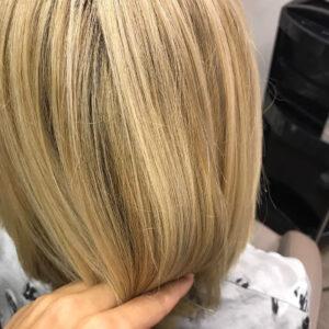 Окрашивание волос фото 109
