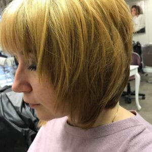 Окрашивание волос фото 111