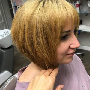 Окрашивание волос фото 117