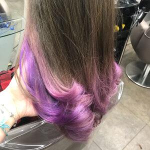 Окрашивание волос фото 127