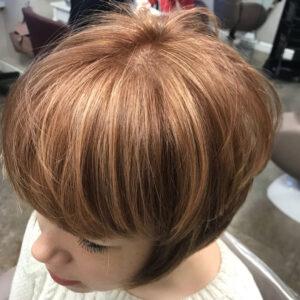 Окрашивание волос фото 129