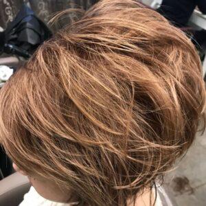 Окрашивание волос фото 133