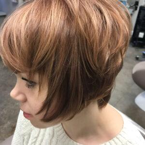 Окрашивание волос фото 134
