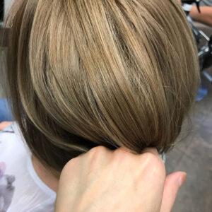 Окрашивание волос фото 141
