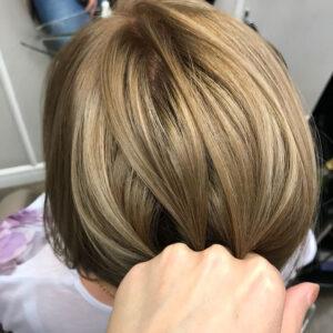 Окрашивание волос фото 143