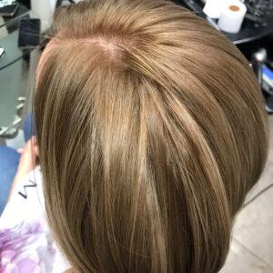 Окрашивание волос фото 144