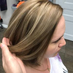 Окрашивание волос фото 145