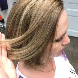 Окрашивание волос фото 146