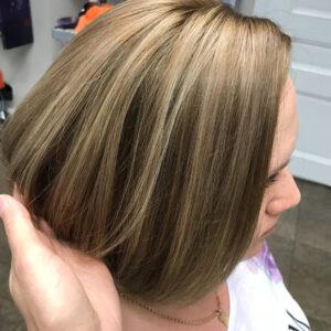 Окрашивание волос фото 149