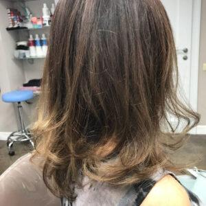 Окрашивание волос фото 151