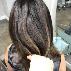 Окрашивание волос фото 152