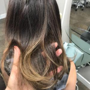 Окрашивание волос фото 154