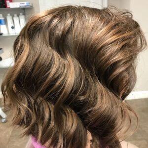 Окрашивание волос фото 155