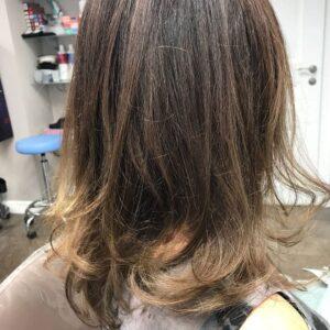 Окрашивание волос фото 156