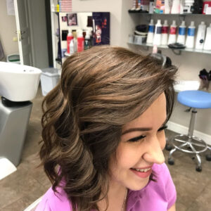 Окрашивание волос фото 157