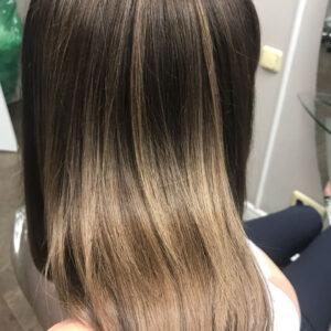 Окрашивание волос фото 161