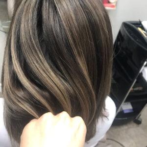 Окрашивание волос фото 162