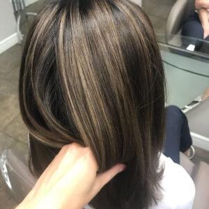 Окрашивание волос фото 166