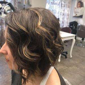 Окрашивание волос фото 170