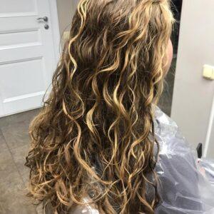 Окрашивание волос фото 173