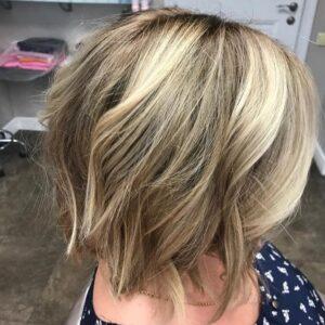 Окрашивание волос фото 174