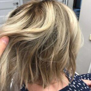 Окрашивание волос фото 175