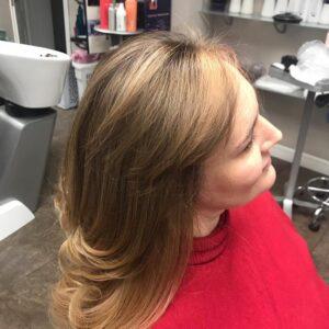 Окрашивание волос фото 176