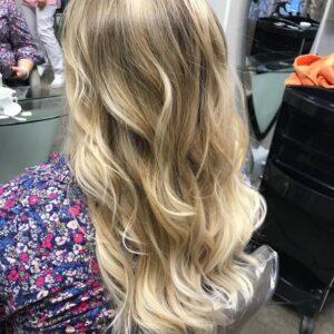 Окрашивание волос фото 177