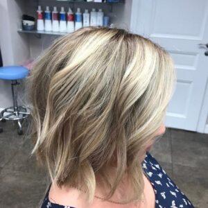 Окрашивание волос фото 179