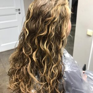 Окрашивание волос фото 182