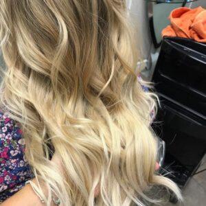 Окрашивание волос фото 185