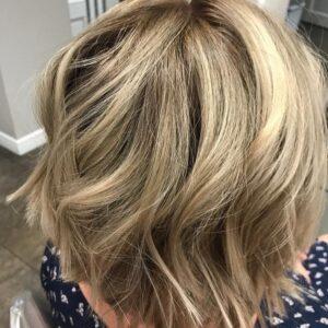 Окрашивание волос фото 187