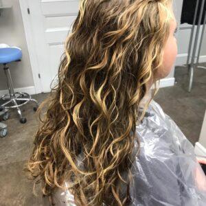 Окрашивание волос фото 189