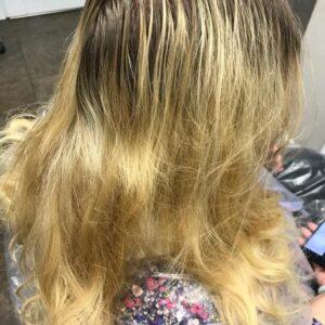 Окрашивание волос фото 190